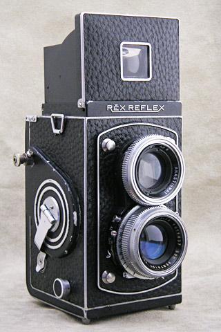 レックスレフレックスb2 二眼レフ総合サイト 二眼里程標